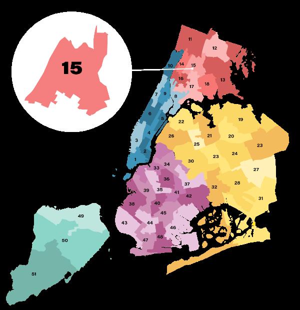City Council District 15
