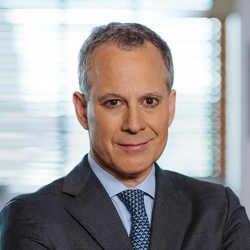 Former New York Attorney General Eric Schneiderman