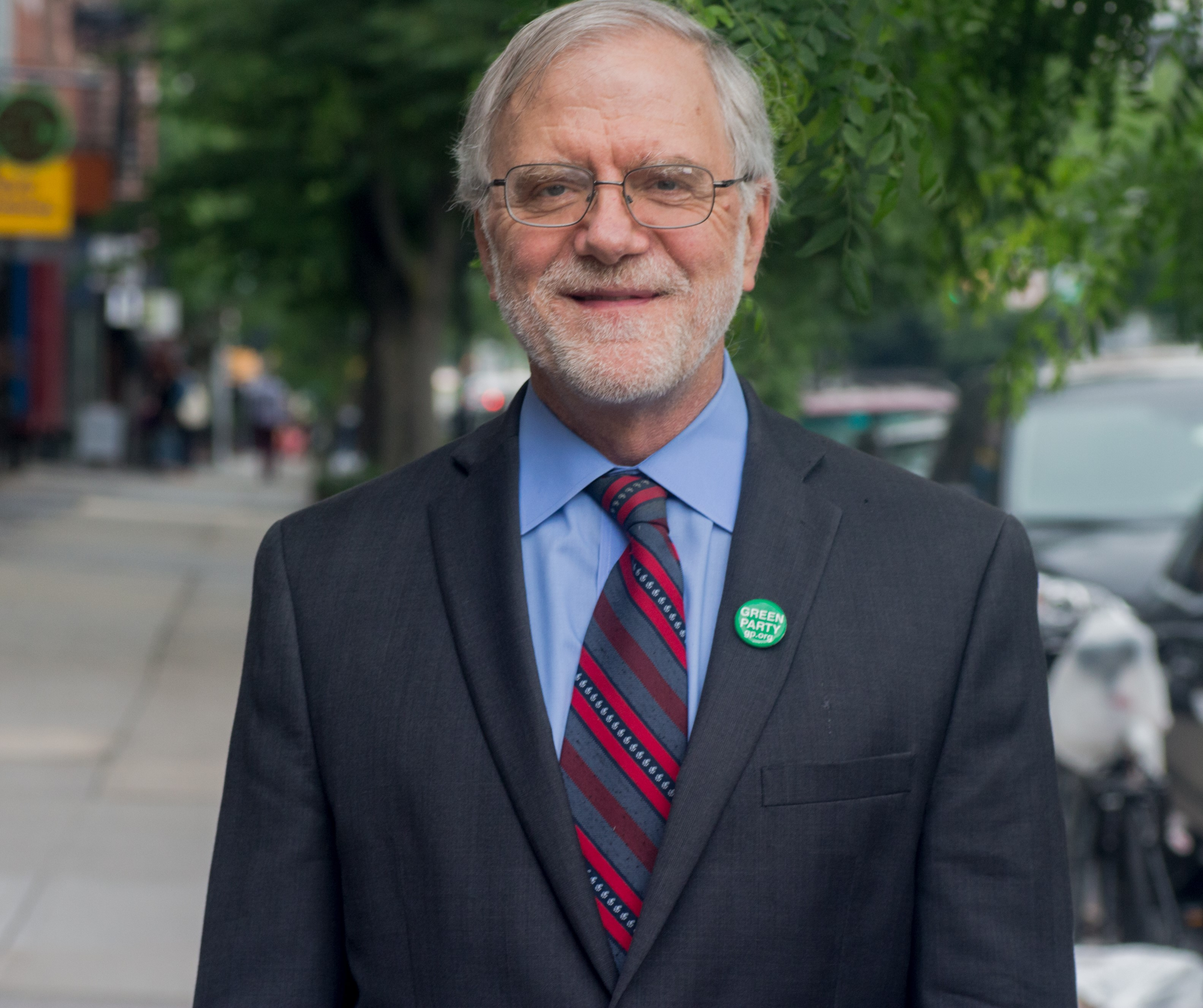 Howie Hawkins' Green Party dream | CSNY