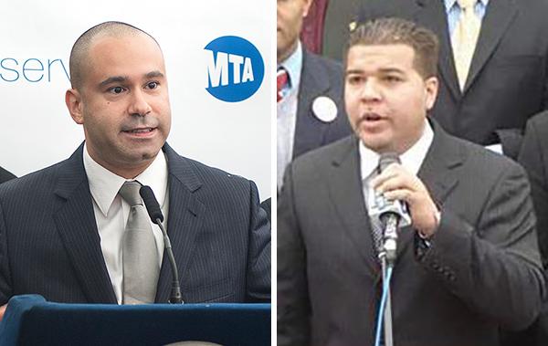 Joel Rivera and Joel Rivera