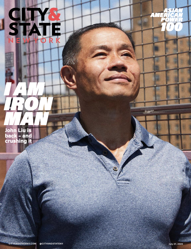 John Liu Iron Man