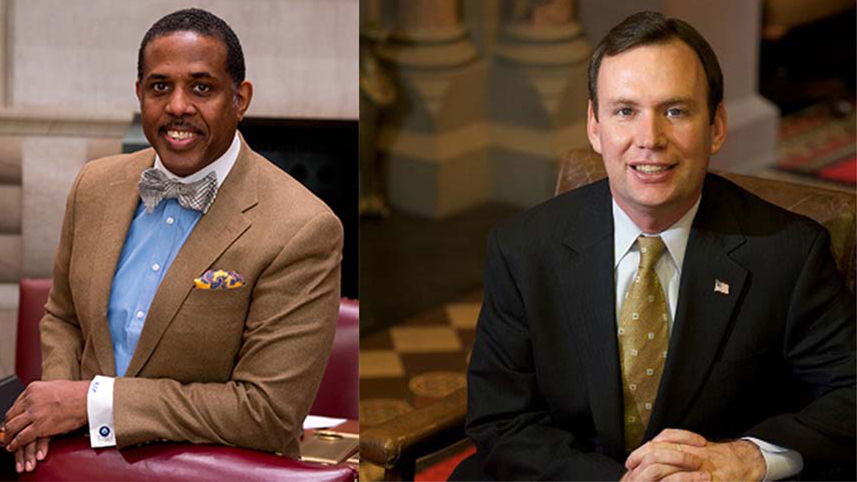Kevin Parker & Michael Cusick, Chairs, State Senate Energy and Telecommunications Committee; Assembly Energy Committee