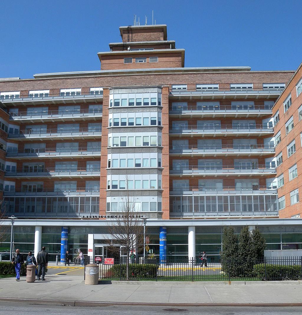 The ambulatory center at NYC Health + Hospitals Kings County.