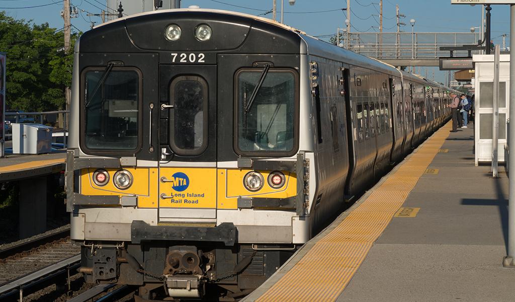 The Long Island Railroad