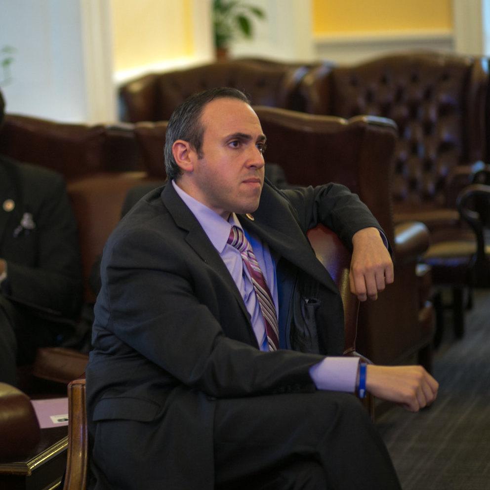 Council Member Mark Treyger
