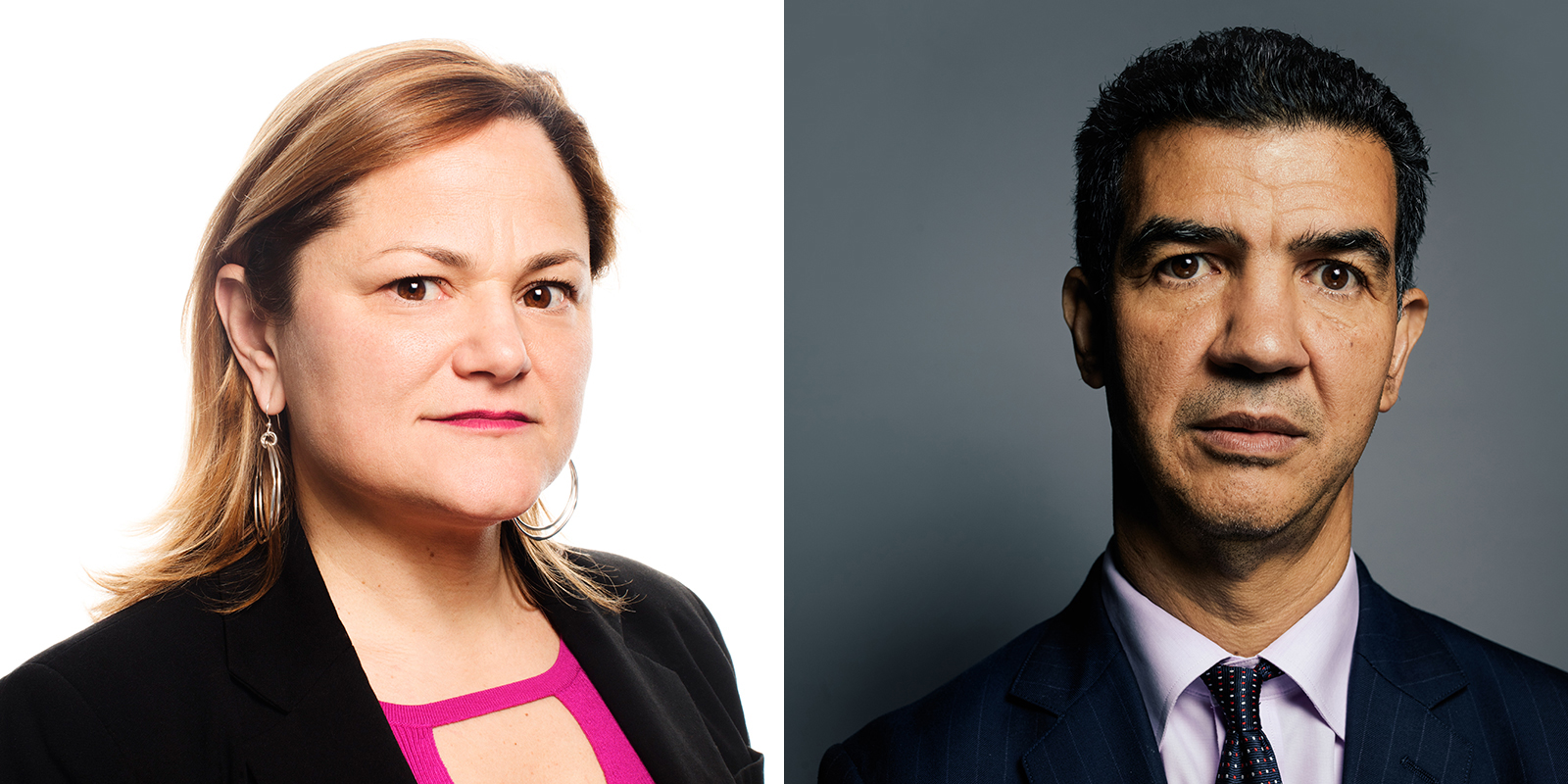 Melissa Mark Viverito and Ydanis Rodriguez