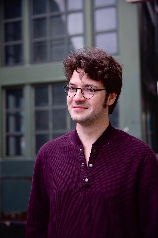 Miles Goodrich Fundraising Director, Sunrise Movement