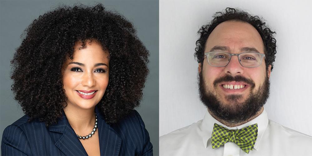 Raya Salter & Stephan Edel, Lead Policy Organizer; Coalition Coordinator New York Renews