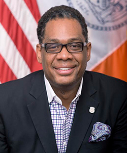 New York City Councilman Robert Cornegy Jr.