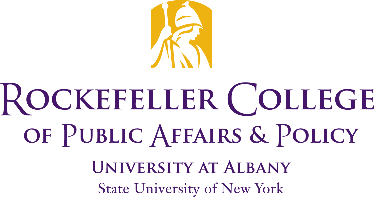Rockefeller College of Public Affairs & Policy. University at Albany. State University of New York