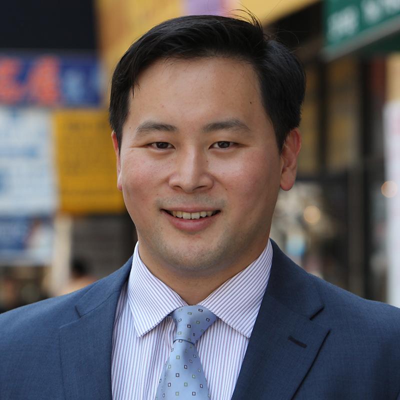 Ron Kim.