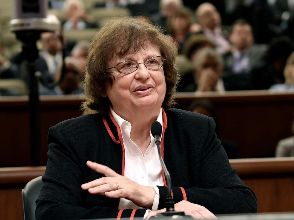 Barbara Underwood, liberal heroine | CSNY