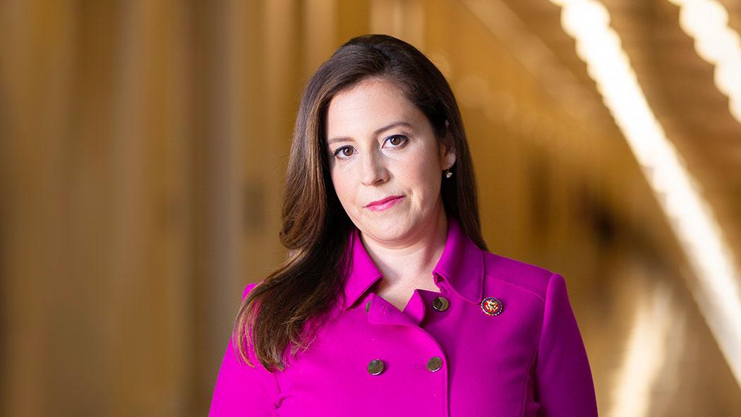 Rep. Elise Stefanik.