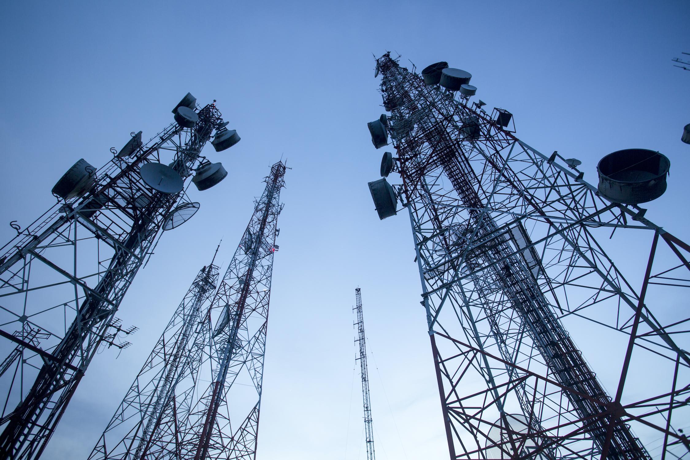 The 2021 Telecommunications Power 50